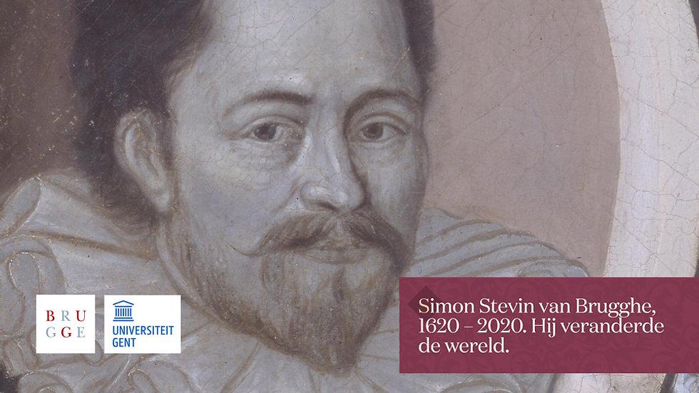 SIMON STEVIN VAN BRUGGHE (1620-2020)