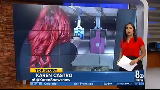 Women seeking self-defense classes - Story  LasVegasNow_x264