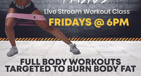 Full Body Burnout Class