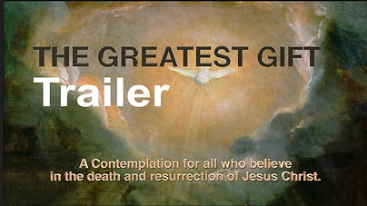 The Greatest Gift Reflection Trailer