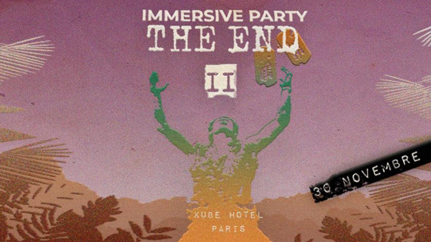 The END II - Teaser 3