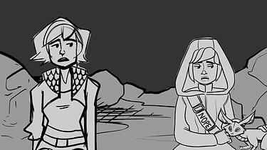 Ava - Borderlands 3 Director's Cut Animatic