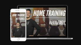 Training 1 kettlebell