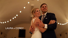 Laura + Corey