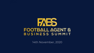 Football Agent and Business Summit Event Promo Video