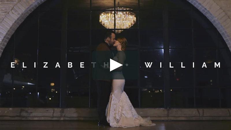 Elizabeth + William   Wedding Highlight Film at The Astorian