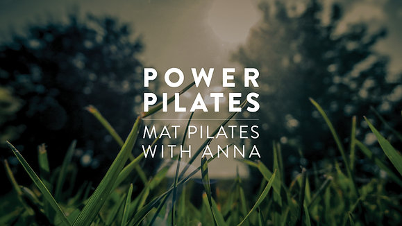 Power Pilates with Anna