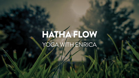 Hatha Flow: Online Yoga Class