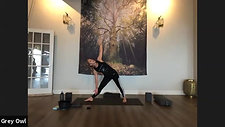 Gentle Yoga and Bone Density Strengthening with Cass 06082020