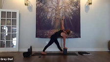 Gentle Yoga and Bone Density Strengthening with Cass 06222020