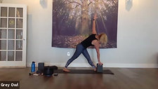 Gentle Yoga and Bone Density Strenghthening with Cass 06292020