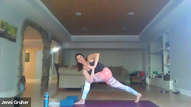 All Levels Yoga Flow with Jenni 04062020