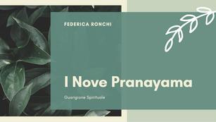 I 9 pranayama Federica Ronchi