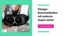 Change als Reise | Fortschreiter: Metaphern in der Change-Kommunikation