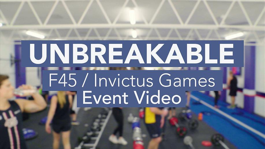 Unbreakable (Event Video)