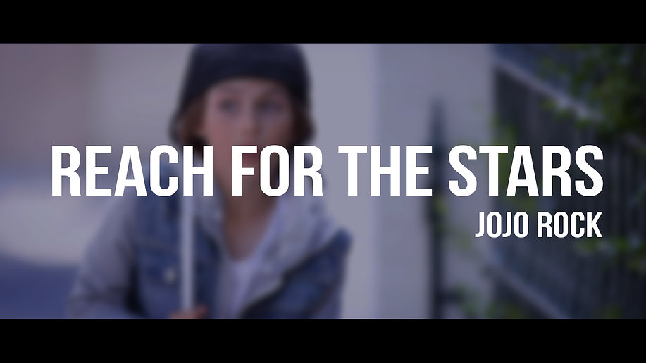 JoJo Rock - Reach for the Stars (Official Music Video)