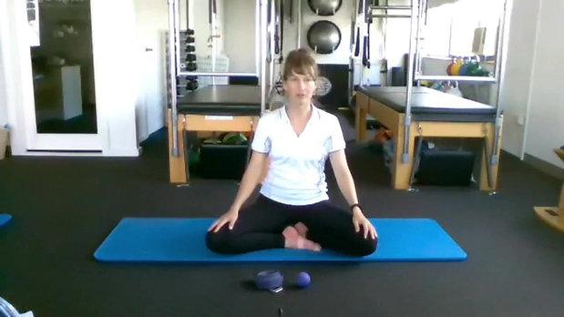 Trailer Guided Meditation