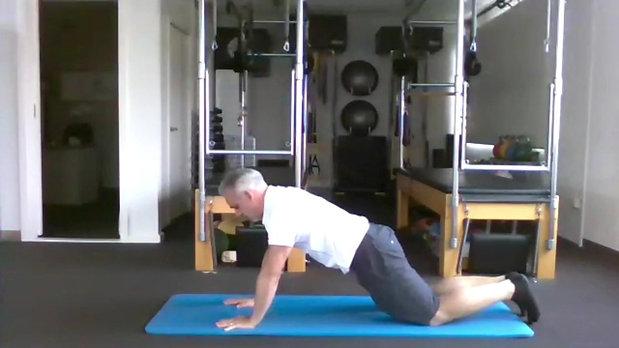 Trailer Essentials Pilates Mat Workout