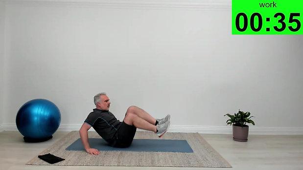 Trailer Body Weight HIIT