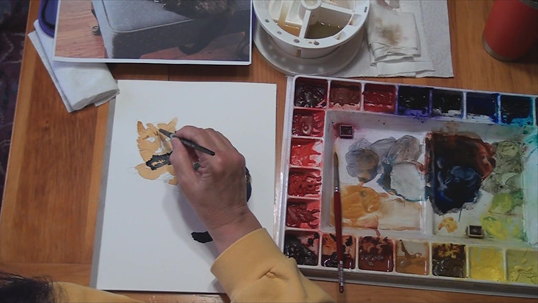 Live Videos to motivate you to Paint