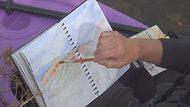 Kayak Plein Air