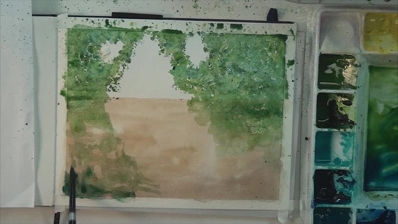 Splatter Trees