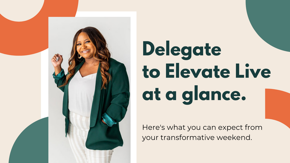 Delegate to Elevate at a glance