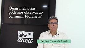 Quais melhorias podemos observar ao ingerir Floranew?