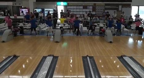 彩の国Jrボウリングフェスタ 体操