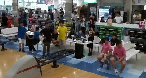 彩の国Jrボウリングフェスタ ジャンケン大会