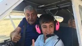 Bu hafta Pilot süleyman doğan  çocukları ilk defa gökyüzü ile tanıştırdı._#kelaynakhavacilik #havacilikklubu #gokyuzu #cocuklar #adana