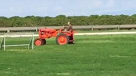 Allis chalmers model B yeniden doğuş #nostalgia #tractor #agriculture