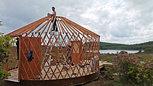 Yurt Building