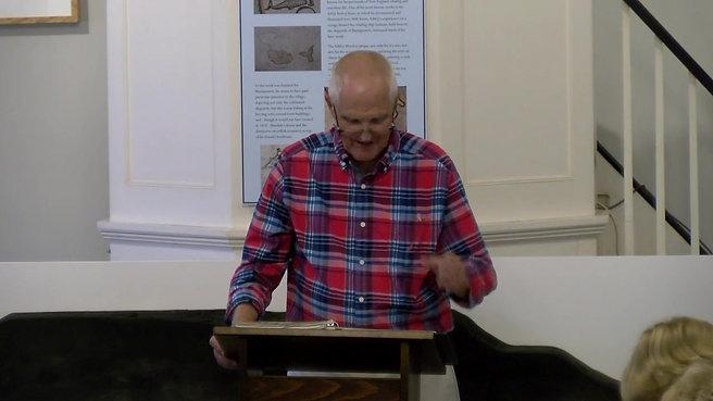 Mattapoisett History presented by Seth Mendell