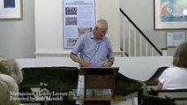 Mattapoisett History Pt. 4 - Presented by Seth Mendell