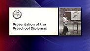 Preschool Graduation Service - May 18, 2020