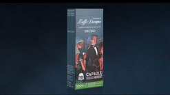 100 % Biodégradable DECISO - Capsules Nespresso® compatible