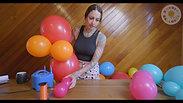 Balloon Garland 101 Tutorial