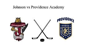 Johnson vs Providence Academy (Boys JV) Hockey 3/9/21  5:00 PM