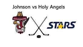 St. Paul Johnson vs Holy Angels (Boys Hockey) Varsity  7:00 PM  2/6/21