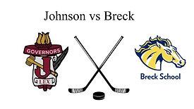 Johnson vs Breck (Varsity) 7:00 PM  3/2/21