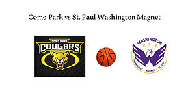 Como vs Washington (Boys Basketball) Varsity