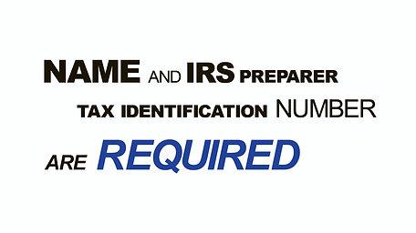 Beware of Ghost Tax Preparers
