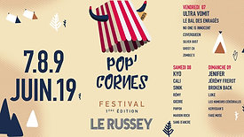 Teaser Cinema Pop'Cornes Festival