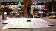 Tetley In Mall bump In Timelapse