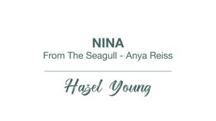 Nina - The Seagull - Anya Reiss