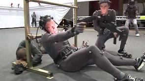 Jordan Turner  - Motion Capture Scene