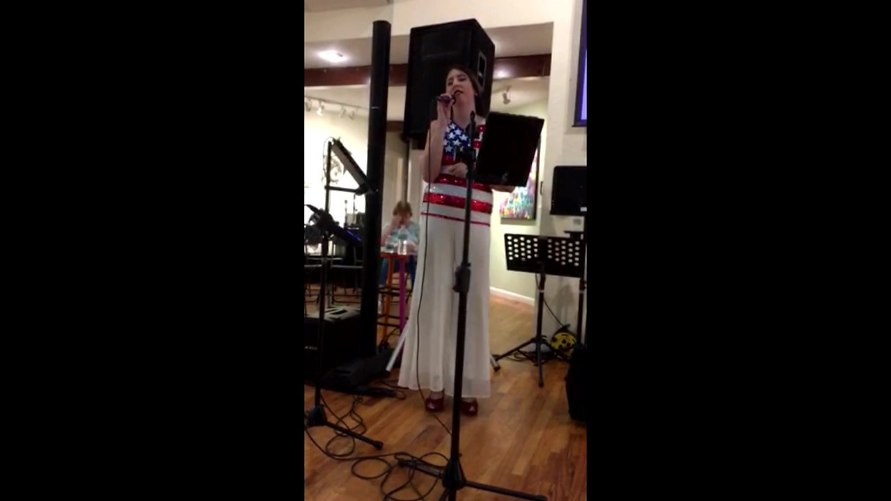 Shannon Rae Patriotic Show
