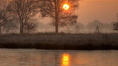 Sunrise, Winter Morning