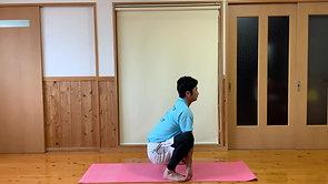 24.相撲スクワット